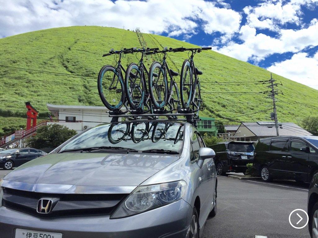 山まで車でラクラク送迎